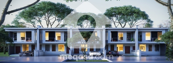 2 Bedroom Townhouses for sale, Adentan Photo