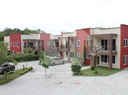 3 Bedroom Town House With Boys Quarters For Rent.