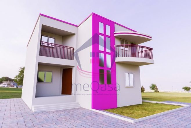 House for sale at Adenta, Katamanso ( 3 Bedroom House) Photo