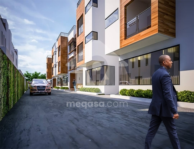 4 Bedroom Townhouse at Dzorwulu Photo