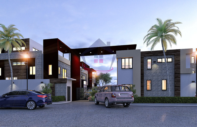 5 Bedroom Town House For Sale in Labone Photo