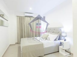 3 room furnished penthouse for rent at Shiashie