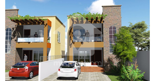2 Bedroom Semi Detached House For Sale. Photo