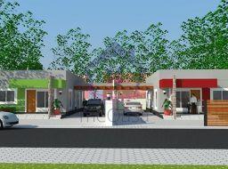3 bedroom detached house for sale in Ashongman