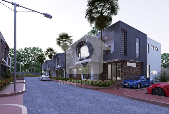 3 Bedroom Semi-detached House For Sale in East Legon Photo