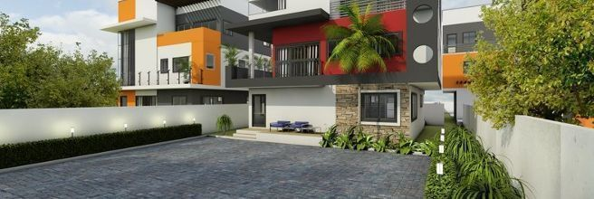 DeAngel Court, East Legon, Accra, Greater Accra Region, Ghana