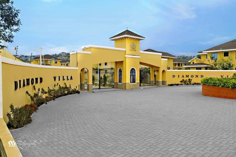 Diamond Villa Photo