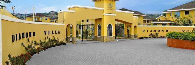 Diamond Villa, Accra