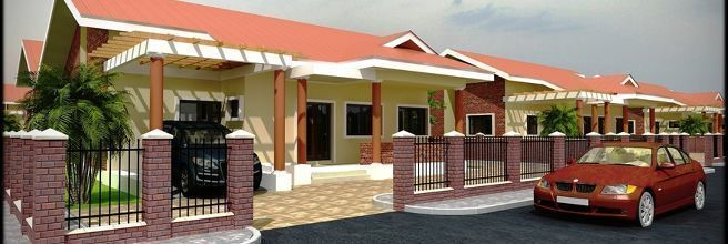 Essex Court, Tema, Greater Accra Region, Ghana