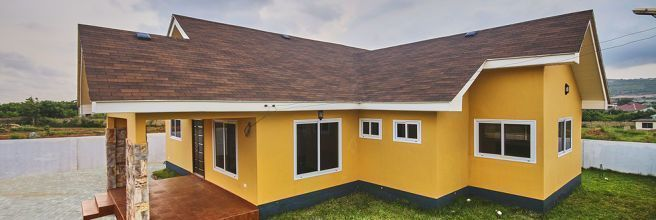 Eden Villas, North Legon