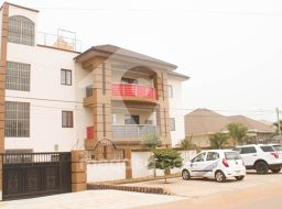 3 Bedroom Fully Furnished Apartment Available At East Legon