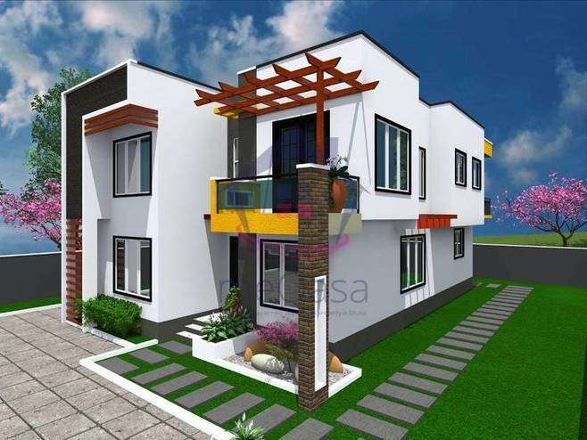 3 Bedroom Detached House For Sale in Greater Accra