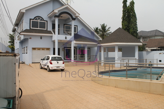 4 Bedroom Storey House To Let  Cover Photo