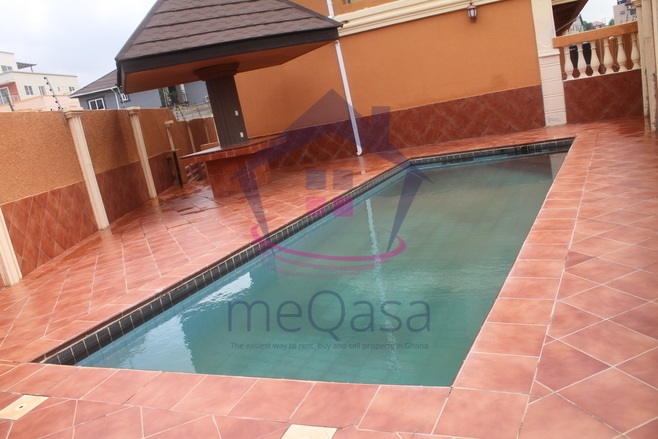 5 Bedroom Storey House With Swimming Pool For Sale. Photo